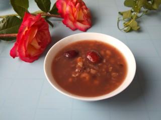 红枣小米燕麦粥,红枣小米燕麦粥
