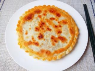 胡萝卜鸡肉饼,外焦里嫩皮薄肉厚。
