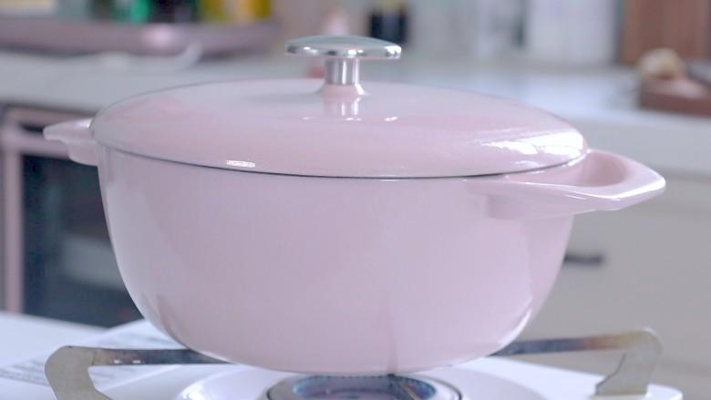 胡萝卜筒骨汤,炖30分钟