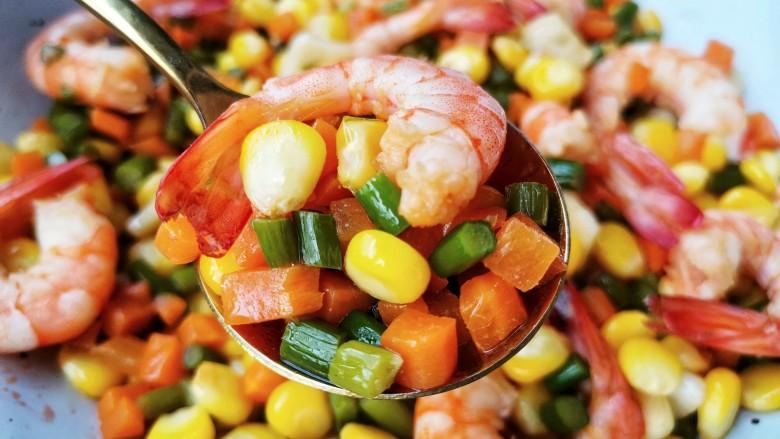 杂炒时蔬,简单营养又美味。