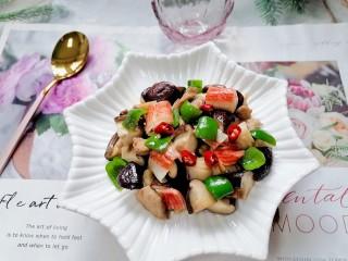 香菇肉片煲,拍上成品图,一道美味的香菇肉片煲就完成了。