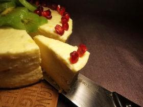 红薯慕斯蛋糕