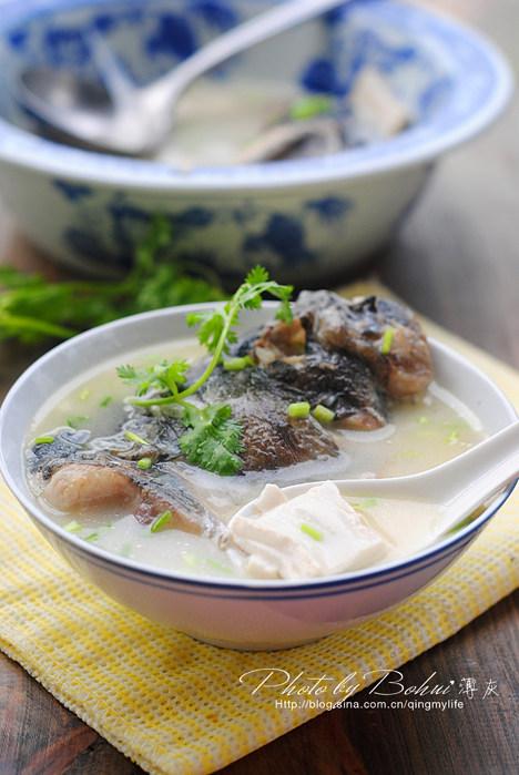 太白鱼头汤