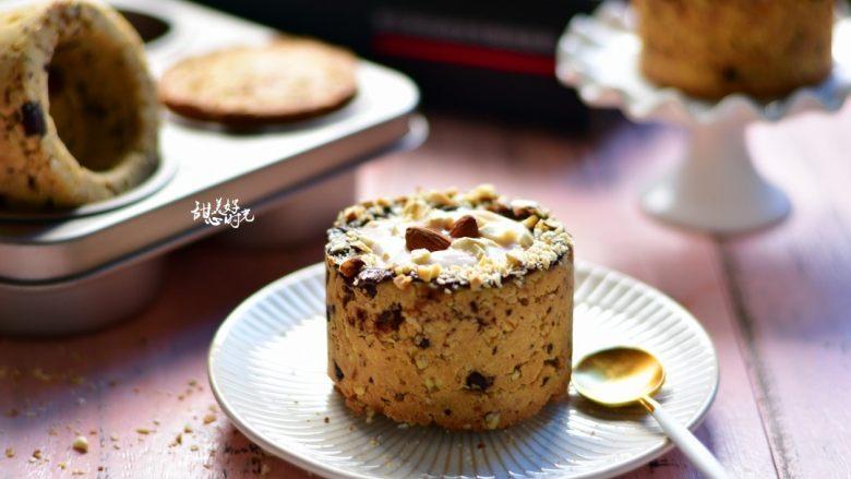 燕麦巧克力酸奶杯(阳晨堡尔美克)