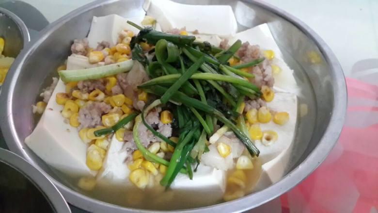 花氏清蒸豆腐