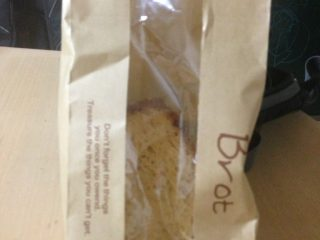 自制三明治,用面包机烤的面包