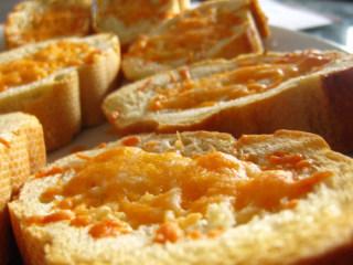 橄榄油芝士面包酥