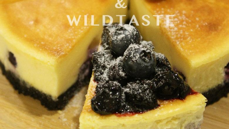 蓝莓重乳酪--超详细过程 好吃到飞起来