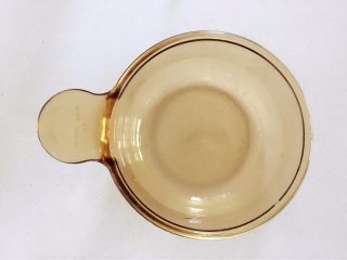 """米粉""""布丁""""—可以抓在手上吃的米糊7M ,取一个耐高温小碗,可以在碗壁上刷一层植物油"""