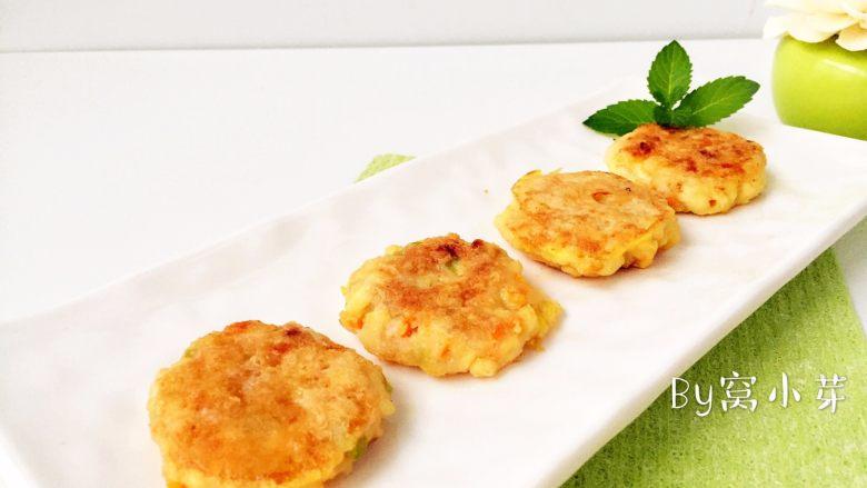韩式豆腐饼—表层包裹蛋液,外酥里嫩