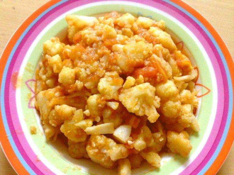 番茄汁菜花