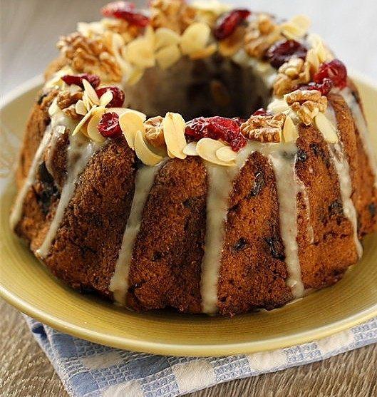 制作蛋糕会让你感受到幸福--皇冠磅蛋糕