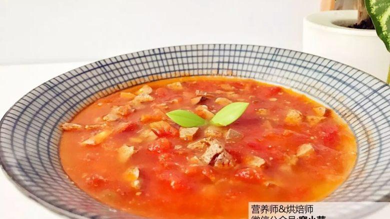 宝宝辅食:番茄鸡肝/猪肝汤,开吃吧