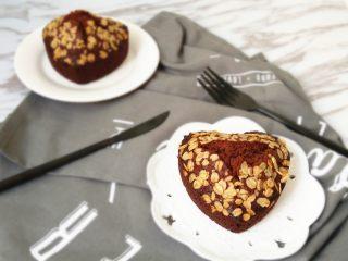 摩卡全麦蛋糕, 美味的蛋糕出炉喽