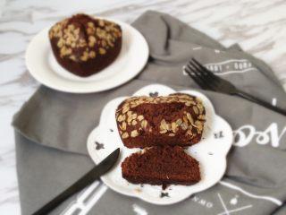 摩卡全麦蛋糕,开始享受美味吧