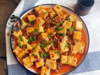 麻婆豆腐,非常下饭的川菜经典