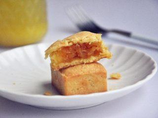 凤梨酥,烤好的凤梨酥,建议在一周之内吃完。