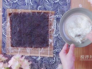 樱花寿司-踏青赏春最佳美食伴侣,拌匀