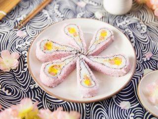 樱花寿司-踏青赏春最佳美食伴侣,成品展示