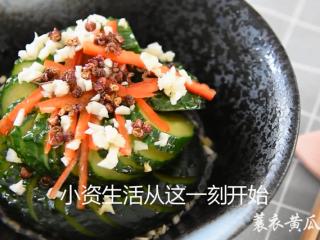 2分钟学会这道网红菜——蓑衣黄瓜,美好的一天又开始啦~