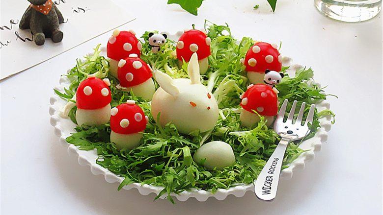 趣味吃蛋法
