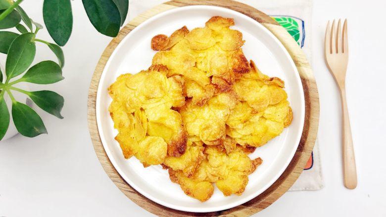 宝宝辅食:玉米片脆饼-24M+