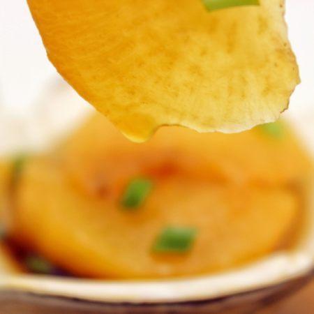 宝宝辅食:肉汁萝卜-18M+