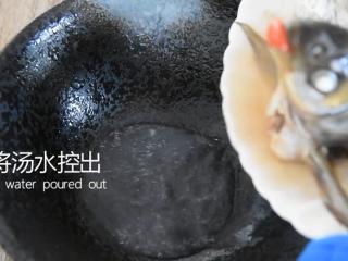 谁说厨神才会做,2分钟学会这道花开富贵鱼,将汤水控出
