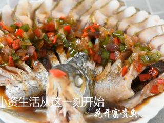 谁说厨神才会做,2分钟学会这道花开富贵鱼,周末用这道菜去征服你的家人吧~!