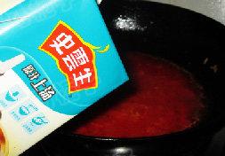 上汤番茄鸡翅火锅,加入史云生上汤