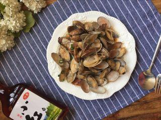 辣炒花蛤:让舌头欲罢不能的美味儿,出锅享用吧