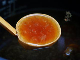 好看更好吃的红烧牛肉面,汤汁尤其的清澈香浓。