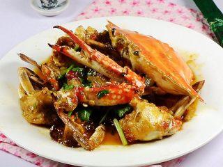 美味香辣蟹