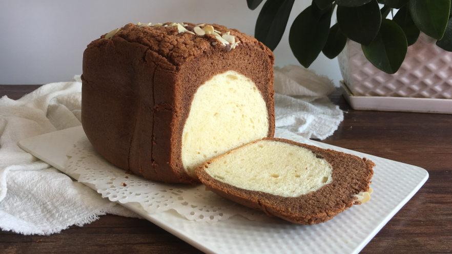面包机版黑钻吐司