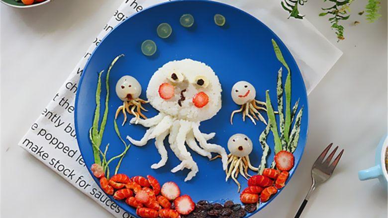 章鱼和宝宝出游记
