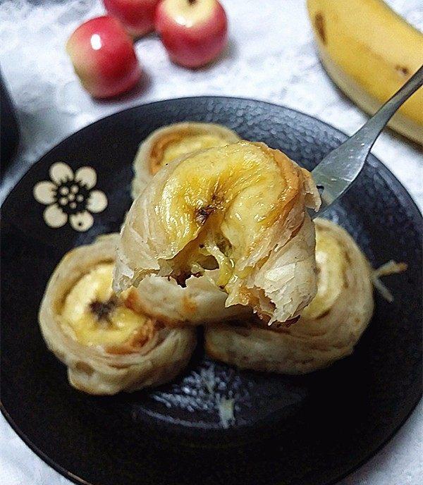 花生酱香蕉酥