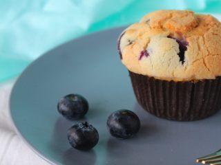 脆皮蓝莓玛芬,