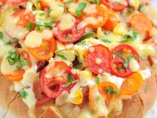 披薩派對面包,成品驚艷!