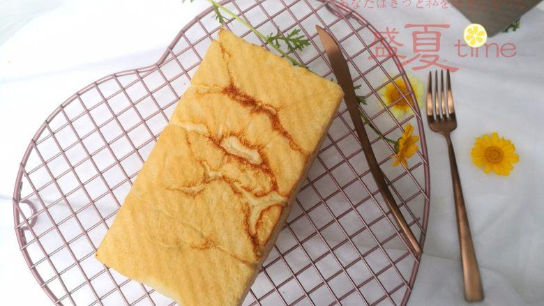 淡奶油吐司面包