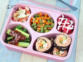韓式紫菜包飯便當