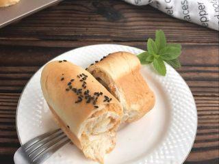肉松小面包 ,