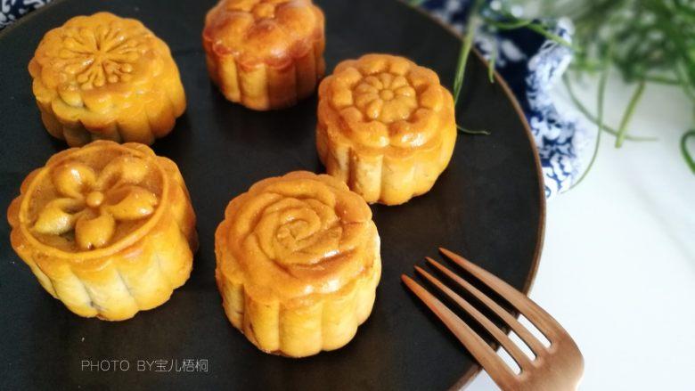 广式月饼,成平图