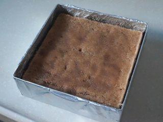 蜜豆松糕,蒸好的红豆松糕,放凉切块就可以食用了