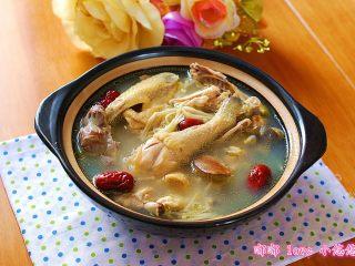 红枣母鸡汤