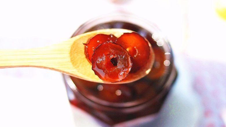 蜂蜜红枣蜜-美容养颜圣品,可以每天都吃上一些红枣肉