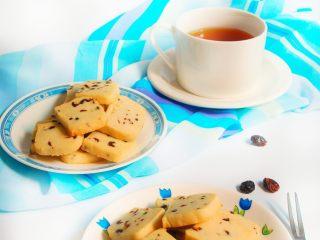 酸奶蔓越莓饼干,酸酸的味道,甜甜的心情。