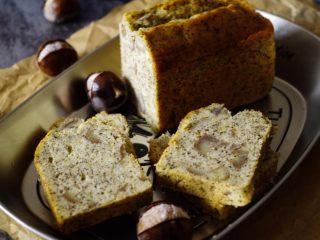 超好吃的红茶栗子磅蛋糕,超喜欢的一款磅蛋糕