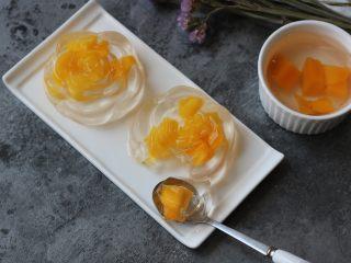 水果果冻(白凉粉版),很Q弹,在家也可以做好吃的果冻
