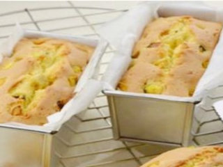 黄金甘栗磅蛋糕