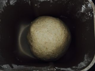 墨西哥香肠三明治,稍稍整圆启动发酵程序40分钟。